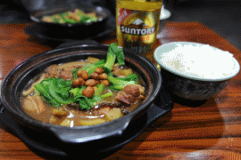 Fuyang Local Restaurant